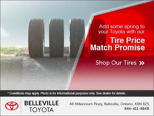 Tire Match Promise