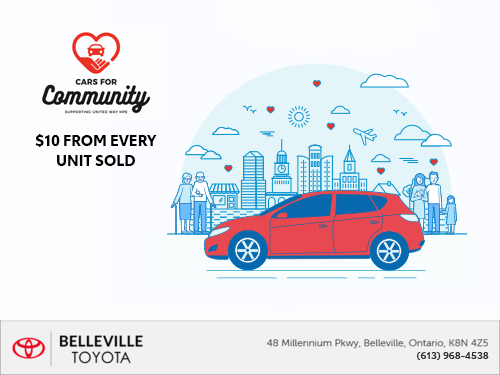 Cars for Community