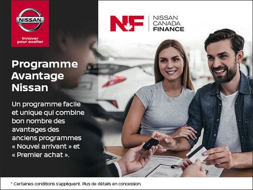 Programme Avantage Nissan