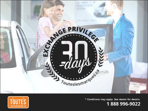 30 Days Exchange Privilege