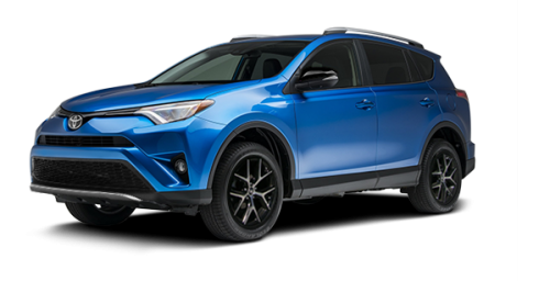 2016 Toyota Rav4 Awd Se Mierins Automotive Group In Ontario