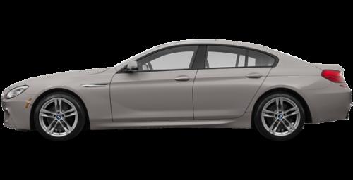 2017 BMW 6 Series Gran Coupe 640i XDrive