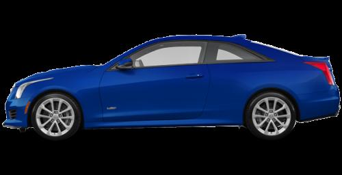 Bleu vecteur métallisé