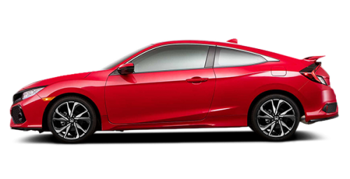 Honda Civic Coupe Si COMING SOON 2017