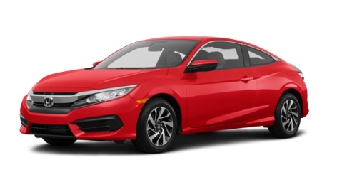2017 honda civic lx manual coupe
