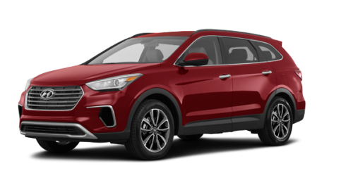 Groupe Bernier Daigle New 2017 Hyundai Santa Fe Xl Base For Sale In Granby