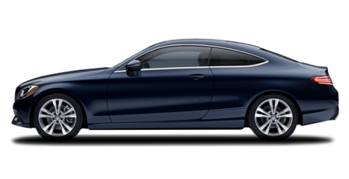 2017 Mercedes Benz C Class Coupe 300 4matic Ogilvie
