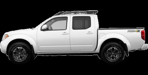 Dormani Nissan Gatineau | New 2017 Nissan Frontier PRO-4X ...