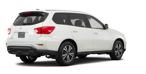 Nissan St Bruno >> St-Bruno Nissan | New 2017 Nissan Pathfinder S for sale in ...