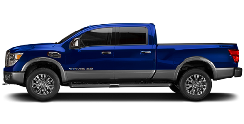 Macdonald Auto Group New 2017 Nissan Titan Xd Diesel Platinum For Sale