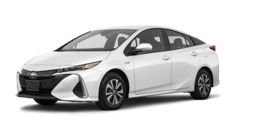 Breton Toyota | New 2017 Toyota Prius Prime BASE for sale ...