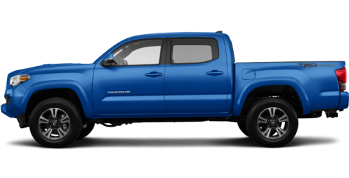 Riviere Du Loup Toyota New 2017 Toyota Tacoma 4x4 Double Cab V6