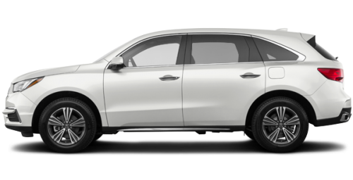 Acura MDX BASE 2018