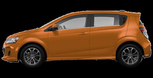 Orange Burst Metallic