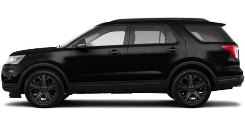 Formule Ford | New 2018 Ford Explorer SPORT for sale in Granby
