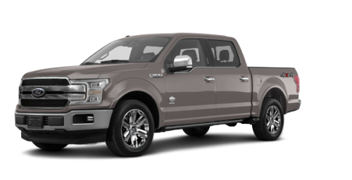 MacDonald Auto Group | New 2018 Ford F-150 KING RANCH for sale