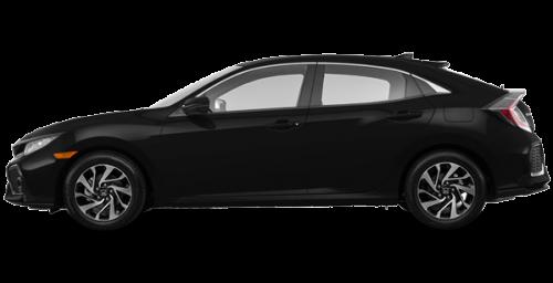 Cumberland Honda | New 2018 Honda Civic Hatchback LX for sale in Amherst