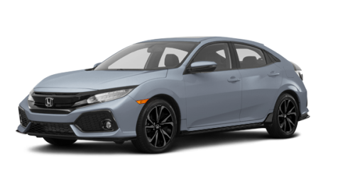 2018 Honda Civic Hatchback Sport Touring Civic Motors Honda In Ottawa