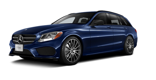 New 2018 mercedes benz c class wagon 300 4matic for sale for Mercedes benz c class wagon for sale