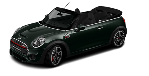 JCW Rebel Green