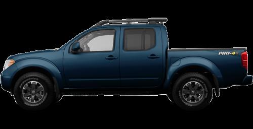 Longueuil Nissan | Nissan Frontier PRO-4X 2018 à vendre à ...