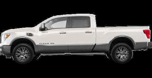 Dormani Nissan Gatineau | Nissan Titan XD Diesel PLATINE ...