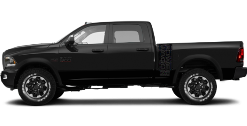 Rendez Vous Chrysler New 2018 Ram 2500 Power Wagon For Sale