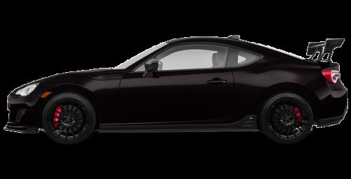 Subaru brz black
