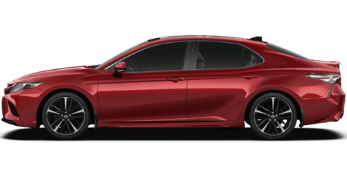 2018 Toyota Camry XSE - Kingston Toyota in Kingston