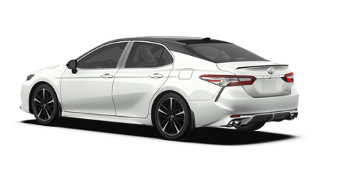 2018 Toyota Camry Xse Kingston Toyota In Kingston