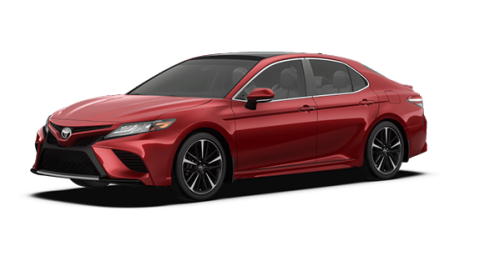 Toyota Certified Pre Owned >> 2018 Toyota Camry XSE - Kingston Toyota in Kingston