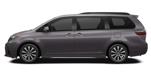 2018 toyota sienna le awd kingston toyota in kingston. Black Bedroom Furniture Sets. Home Design Ideas
