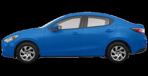 Toyota Yaris Sedan BASE Yaris 2018