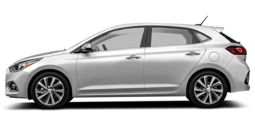 Hyundai Accent 5 doors