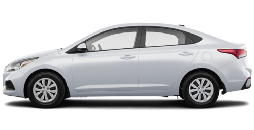Hyundai Accent Sedan LE 2018