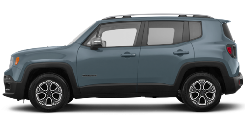 Jeep Renegade Limited >> Rendez Vous Chrysler New 2018 Jeep Renegade Limited For Sale