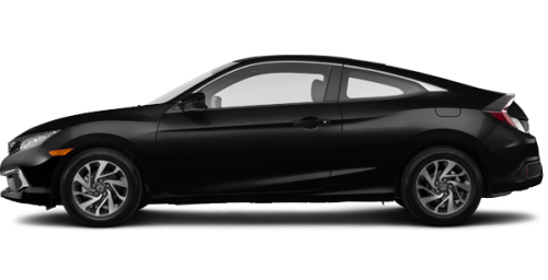 Honda Civic Coupé LX 2019