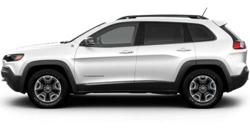 White Jeep Cherokee >> Fairview Chrysler New 2019 Jeep Cherokee Trailhawk For Sale In