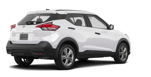 Fredericton Nissan | New 2019 Nissan Kicks S for sale in ...