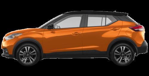 Orange monarque/Noir intense