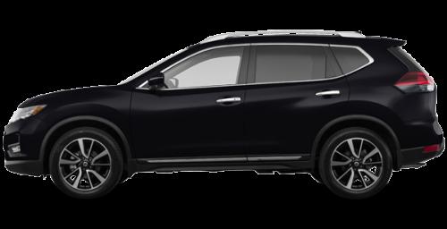 Trevors Nissan | New 2019 Nissan Rogue SL PLATINUM for ...