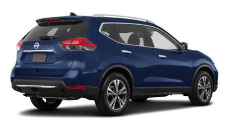 Trevors Nissan | New 2019 Nissan Rogue SV for sale in ...