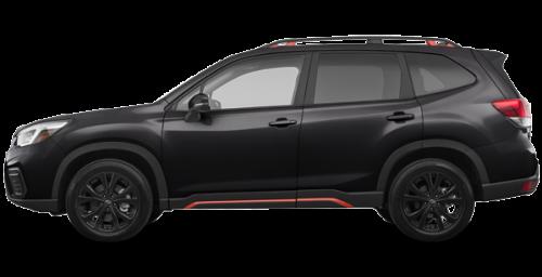 Subaru Rouyn Noranda New 2019 Subaru Forester Sport With Eyesight