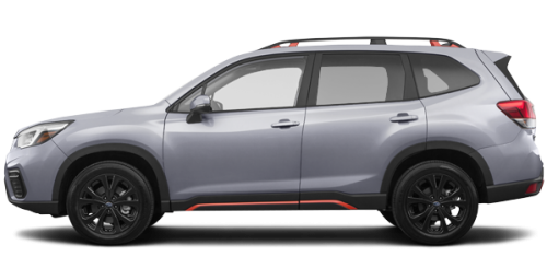 2019 Subaru Forester Sport With Eyesight Ogilvie Subaru In Ottawa