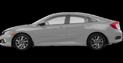 Chagnon Honda New 2020 Honda Civic Sedan Ex For Sale In Granby