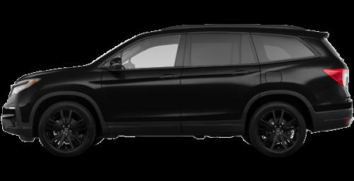 Honda Ridgeline A Vendre >> Chagnon Honda | Honda Pilot Black Edition 2020 à vendre à ...