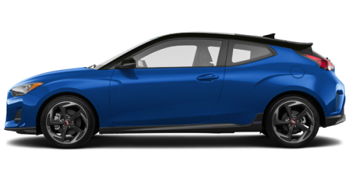 Cobalt Eclipse with Black Roof