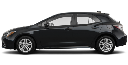 Edmundston Toyota New 2020 Toyota Corolla Hatchback Se For Sale In Edmundston
