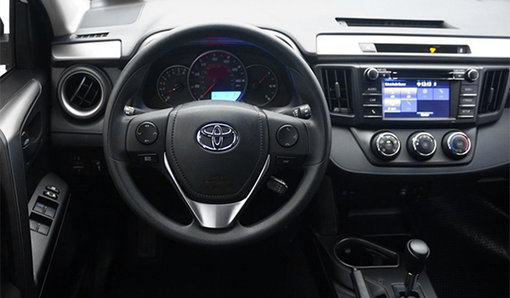 Mcclure Toyota New 2016 Toyota Rav4 Fwd Le For Sale In Grand Falls