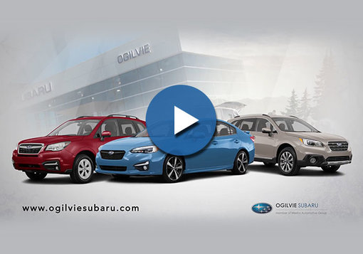 Ogilvie Subaru - October